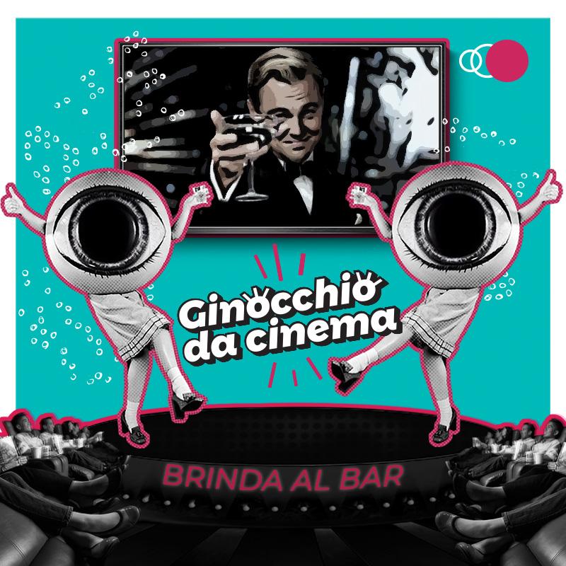 Ginocchio da cinema - Cinema e bar